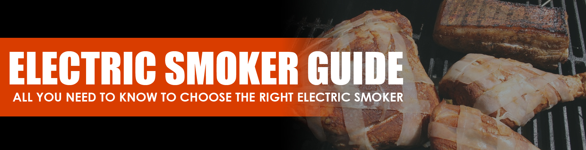 Electric Smoker Guide